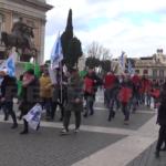 Servizio Rete Sole UGL Roma in Campidoglio