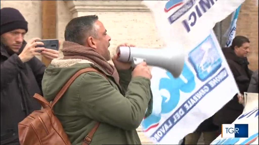 Servizio TG3 UGL #RomaRisorgi